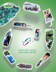 EVERY ONE COUNTS 2007 ANNUAL REPORT - abcrc