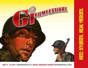 Reel Stories. Real Heroes. - GI Film Festival