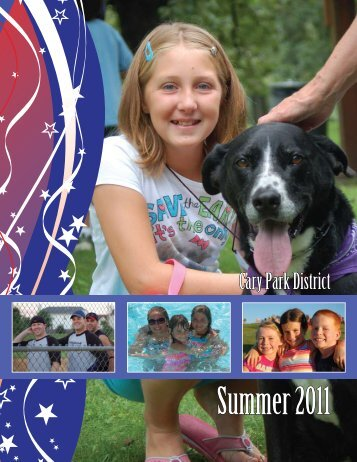 Summer 2011 - Cary Park District