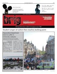 December 2010 - Brig Newspaper