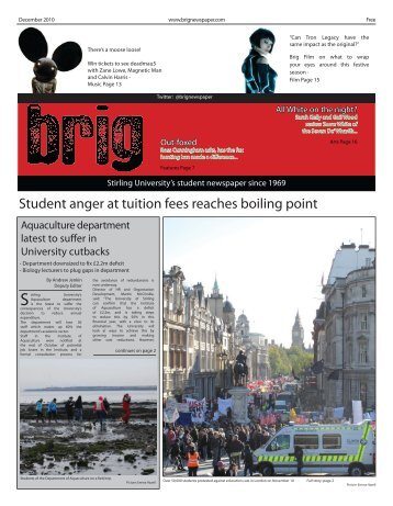 December 2010 - Brig Newspaper