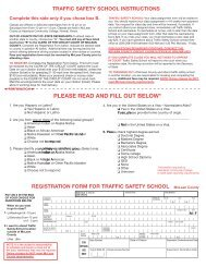 PLEASE READ AND FILL OUT BELOW* - McLean County, IL