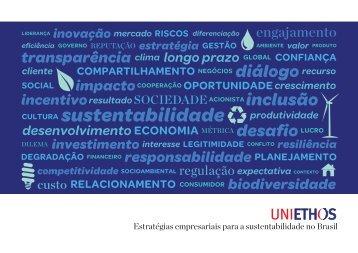 Estratégias Empresariais para a Sustentabilidade no ... - Uniethos