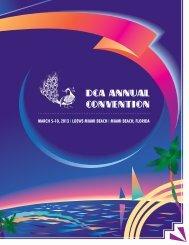 CONVENTION DCA Annual - Distribution Contractors Association