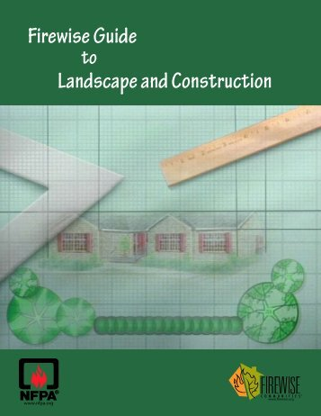 Download our Firewise Landscaping and Construction Guide