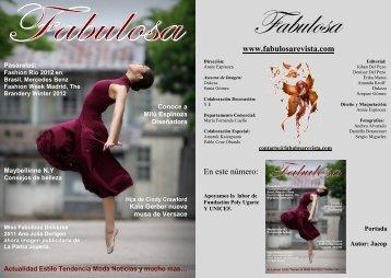 Conoce a Milú Espinoza - Fabulosa Revista