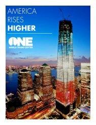 AMERICA RISES HIGHER