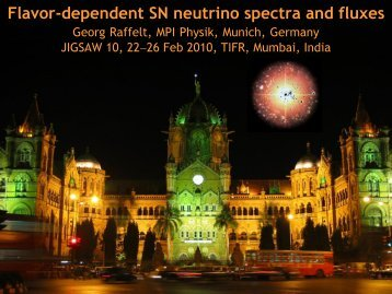 Flavor-dependent SN neutrino spectra and fluxes