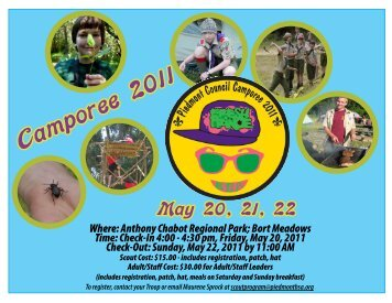 Camporee flyer for SCOUTS.pdf