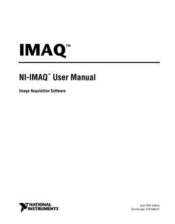 ni vision for labwindows cvi user manual national instruments rh yumpu com