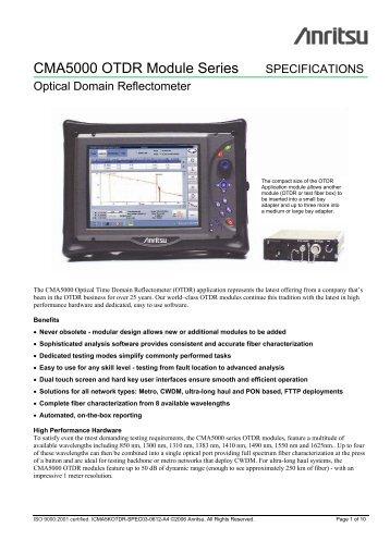 Download information (PDF) - Opticus