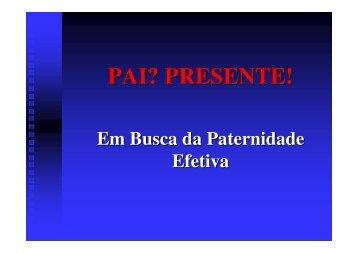 Palestra Pai Presente_Fátima Piovesan