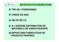 ATELIER MARQUAGE CE 10/05/2012 COUTS - pic2europe.fr