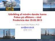 udvikling - Danske Havne