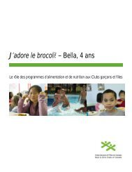 Téléchargement PDF - Boys and Girls Clubs of Canada
