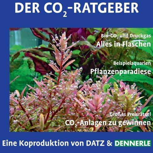 CO2 Ratgeber - Dennerle