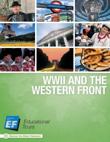 History: WWII and the Western Front - EF Tours