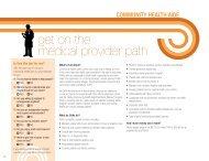 get on the medical provider path - Alaska Job Center Network
