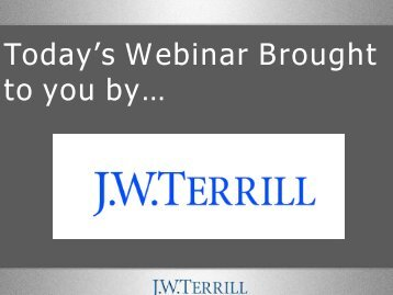 Bullying and Workplace Violence - J.W. Terrill