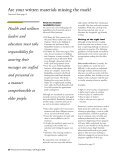 Getting the Reading Levels Right - Active for Life - Page 3