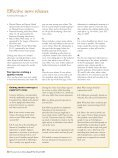 Effective News Releases - Active for Life - Page 4