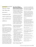 Cutting through media clutter: five rules for ... - Active for Life - Page 4