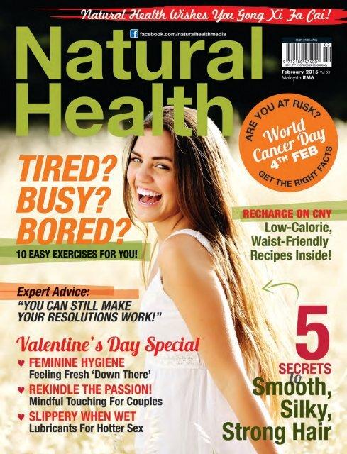 Natural Health Feb 2015