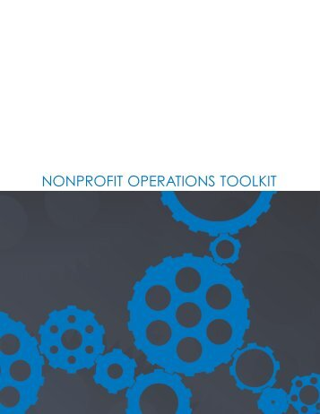 Nonprofit Operations Toolkit - Heather Carpenter