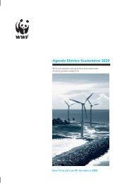 Agenda elétrica sustentável 2020: estudo de cenários ... - WWF Brasil