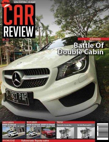 19 CAR REVIEW / EDISI 1 / 27 MEI - 10 JUNI 2015