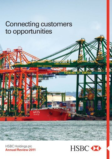 HSBC Holdings plc - Annual Review 2011
