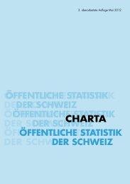 CHARTA - Öffentliche Statistik Kanton St.Gallen