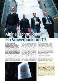 Radius Dez09 Alpine Technologien - ProNeve