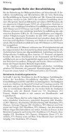 Überragende Rolle der Berufsbildung - Öffentliche Statistik Kanton ...