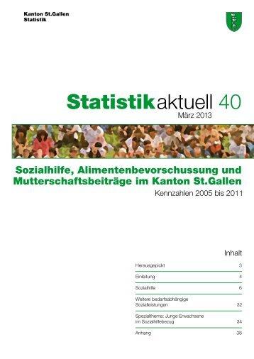 14345 kB, PDF - Öffentliche Statistik Kanton St.Gallen