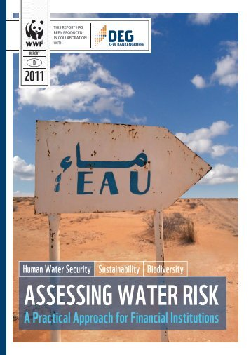 Assessing Water Risk: A Practical Approach for Financial - WWF