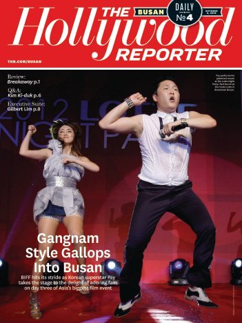 Download THR's Busan Day Four Daily - The Hollywood Reporter