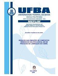 1 CAPA MEPLIM - TECLIM - Universidade Federal da Bahia