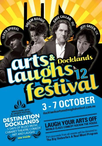 Download a PDF Version of the Festival brochure - Docklands Arts ...