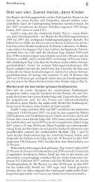 Zuerst Heirat, dann Kinder - Öffentliche Statistik Kanton St.Gallen