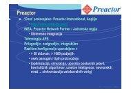 Program delavnice - Inea