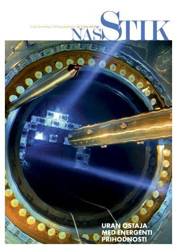 PDF revije - Naš stik