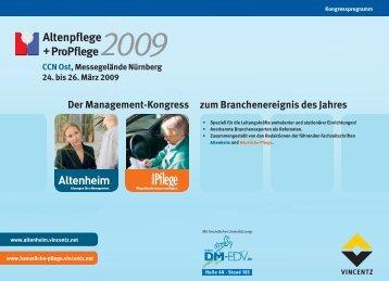 Der Management-Kongress - Altenheim Online