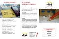 Ihr Partner für Soziale Dienstleistungen - Farbeundlack.de