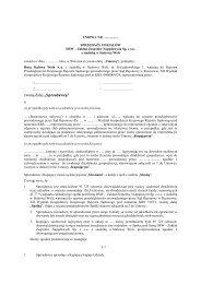 umowa sprzedaży udziałów należących do Huty Stalowa Wola S.A.