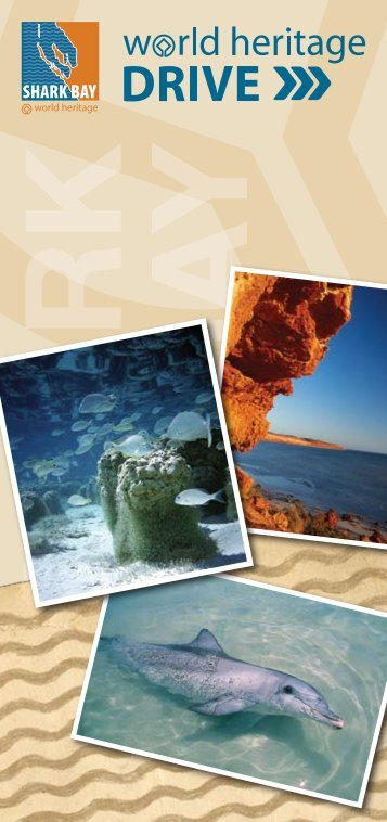 download brochure (pdf) - Shire of Shark Bay