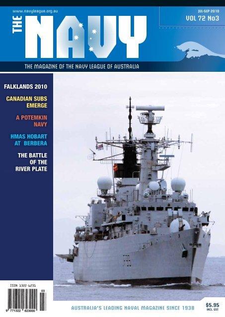 VOL 72 No3 - Navy League of Australia