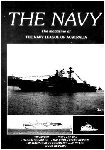Jul and Oct 1990 - Navy League of Australia