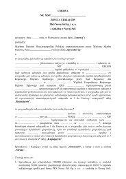 PKS Nowa Sól Sp. z o. o. - Ministerstwo Skarbu Państwa