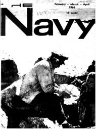 Feb-Mar-Apr 1966 - Navy League of Australia